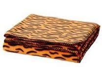 Ikea Throw Rug Bedspread blanket Orange DUVTRÄD 150X240CM