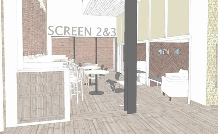 Brand new, fresh and lively restaurant and café space opening