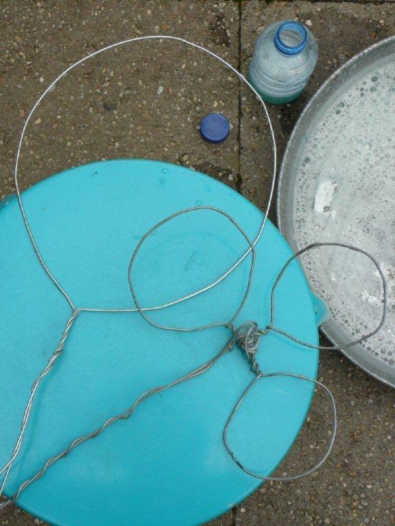 Zelf bellenblaas maken