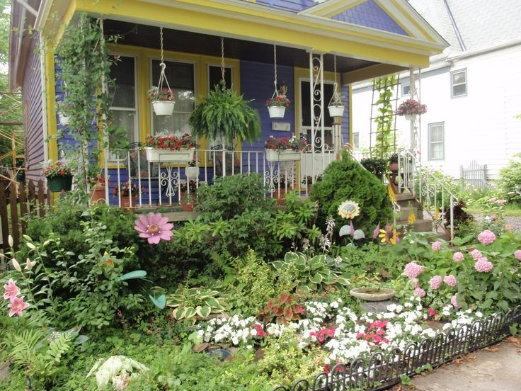 Small cottage garden ideas