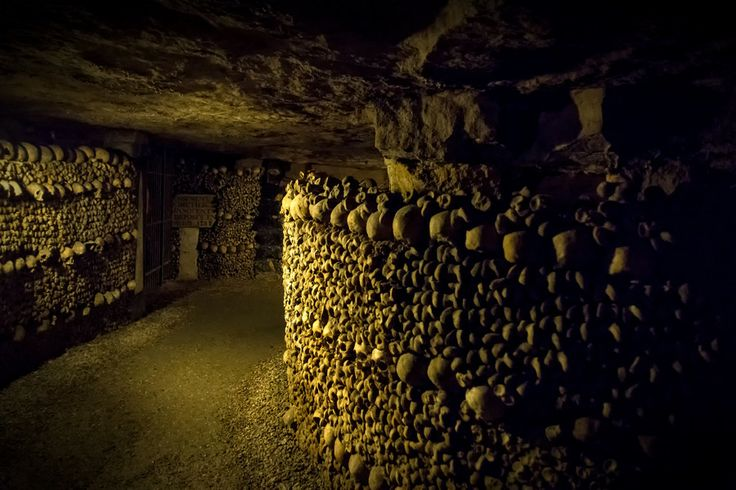 Photo Catacombes de Paris