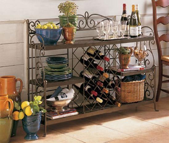 Кухонная утварь во французском стиле
