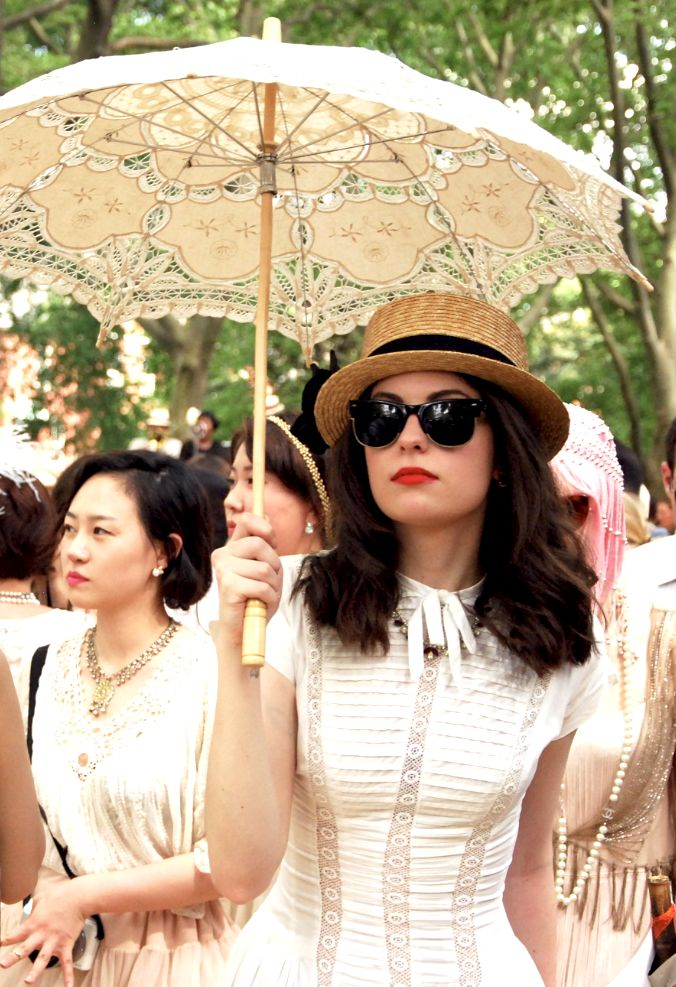 Experience the decadence of the Roaring Twenties at the Jazz Age lawn party.