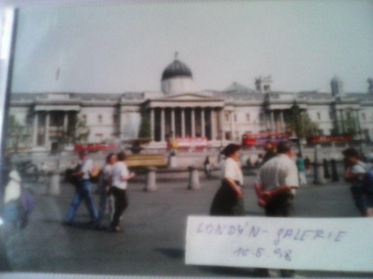 Londyn  galerie