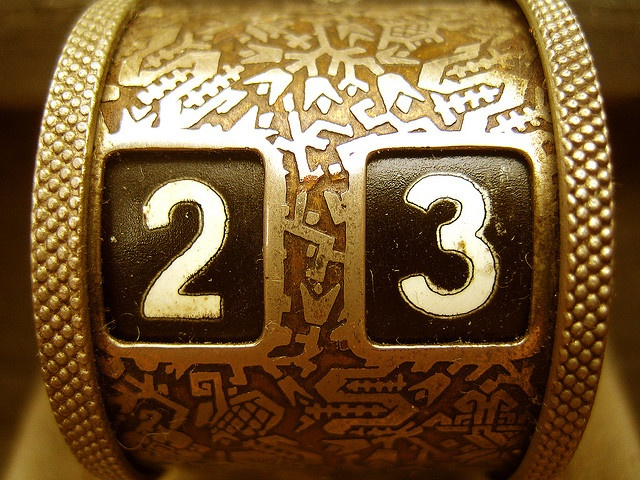 23rdian Numbers, Letters, numbers, Information literacy