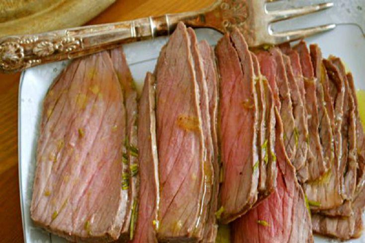 Как запечь целый кусок мяса в духовке? Обалденный рецепт и для опытной хозяйки и для новичка! – БУДЬ В ТЕМЕ