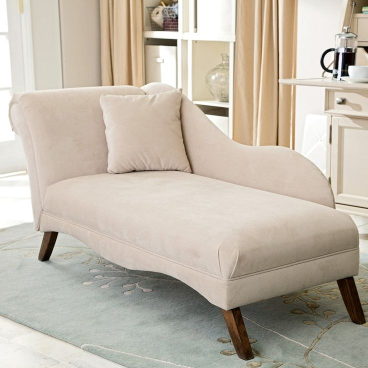Cosmo Chaise Lounge - Indoor Chaise Lounges at Hayneedle