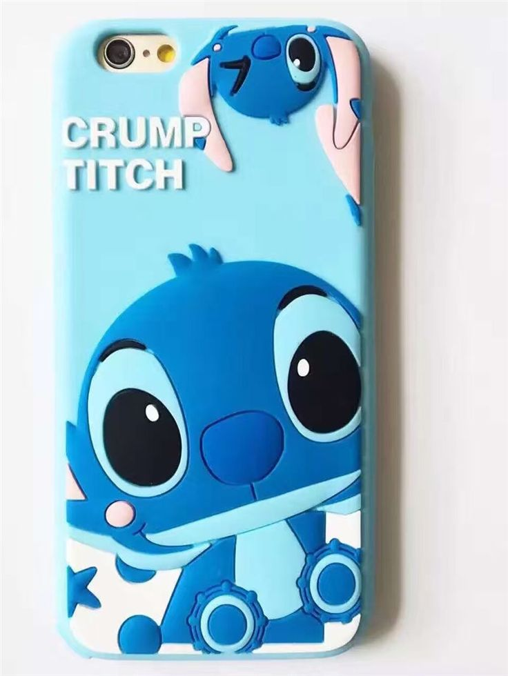 Aliexpress.com : Buy Beeci Lovely Cartoon Stitch 3D Case For ...