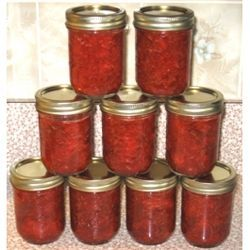 Looking for an easy Strawberry Rhubarb Jam recipe? Look no further! Making your own jam and preserves is a wonderful way to save money on grocery...