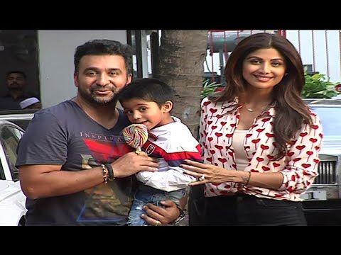 WATCH Shilpa Shetty & Raj Kundra's celebrate Son Viaan's 4th Birthday Party 2016. See the full video at : https://youtu.be/49JslWg75zI #shilpashetty #rajkundra