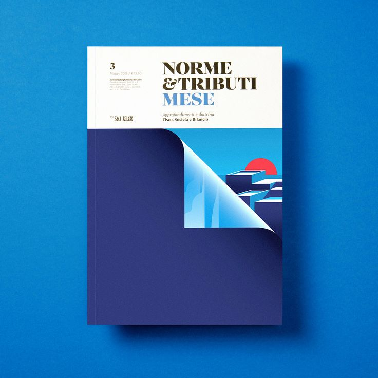 Norme & Tributi MESE - Il Sole 24 Ore on Behance