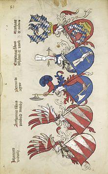 Livro de Aurotos 1416-17, magyar címerek 0110.jpg