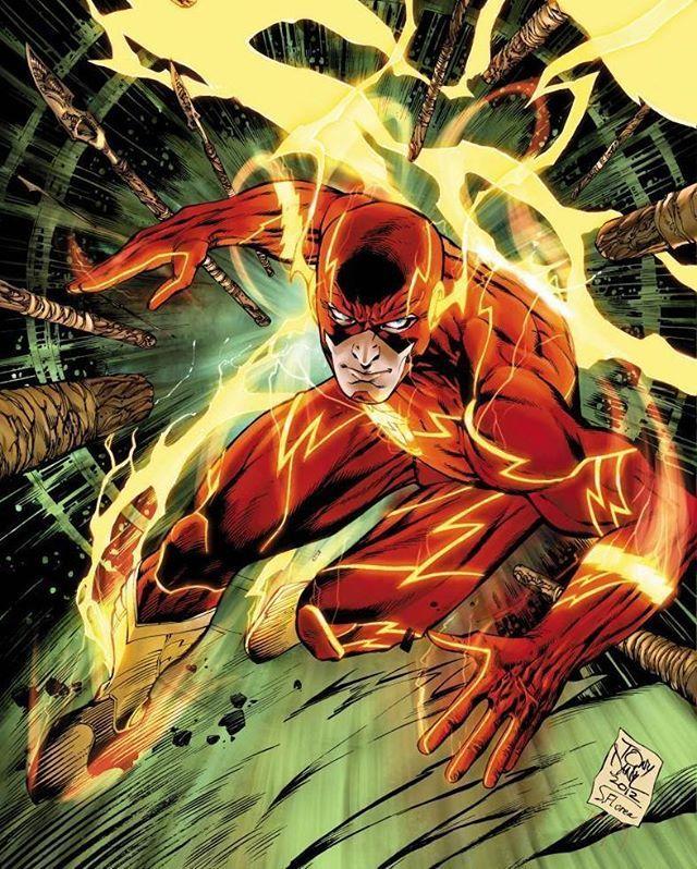 #comic #DC #Flash