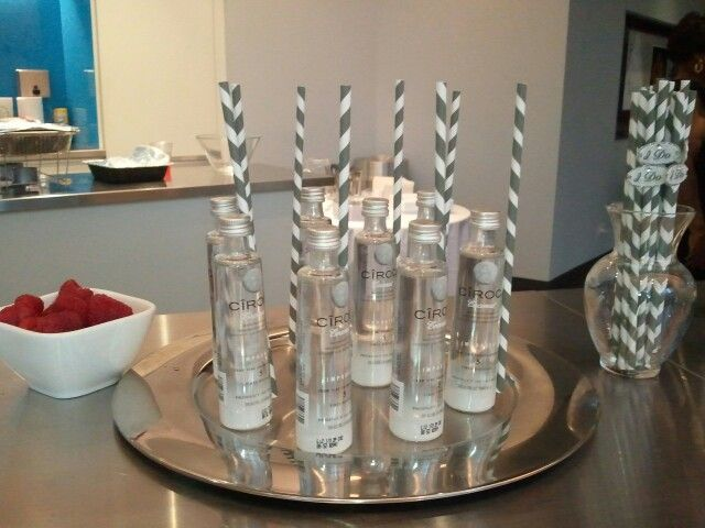Ciroc Party Favors Event Planning Pinterest Party