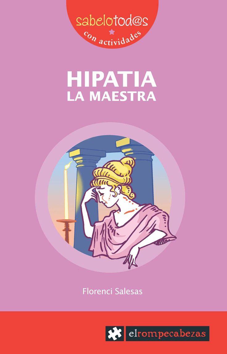 ESPECIAL DONA. Florenci Salesas. Hipatia. I 92Hipatia. Vivim igual.