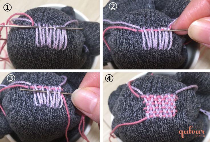 靴下や衣類の穴やほつれは、簡単に縫い留めたり、アップリケや刺しゅうをしたりといろいろな補修方法がありますね。今回は、最近じわじわと人気が出ているイギリスの伝統的な補修方法「ダーニング」を紹介します。難しいステッチは一切ないので、お裁縫が苦手な人でも気軽にチャレンジできますよ。カラフルな糸を使えばすてきなワンポイントにも。ぜひ試してみてくださいね。