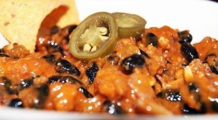 Rebuscando en la despensa: Chili con carne