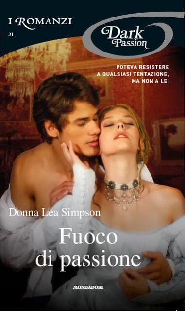 Leggo Rosa: FUOCO DI PASSIONE DI DONNA LEA SIMPSON