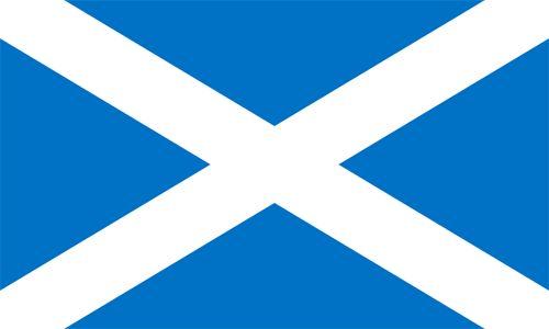 Schottland Flagge                                                                                                                                                                                 Mehr
