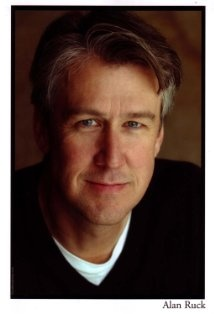 Ronald Quincy, Travis's father. Of course, he has to be played by Alan Ruck. A no-brainer!