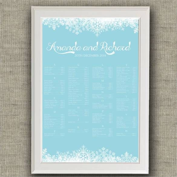 9 best july 6 2017 2 images on pinterest seating chart for Bridal shower seating chart template