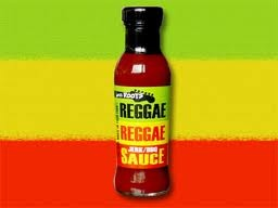 Reggae Reggae Sauce.. likes a bit of spice in life to liven up boring moments...