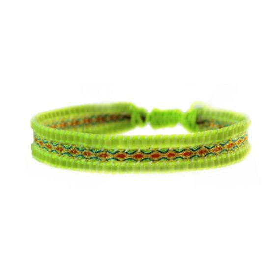Mishky Canal Lime Bracelet. £25. Worldwide Shipping Available.
