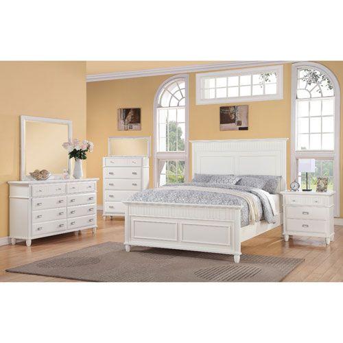 Davis 8-Piece Bedroom Set
