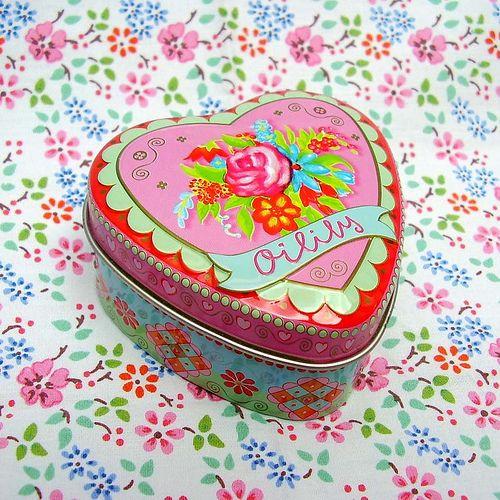 oilily seifendose - soap tin by *Püppilottchen aka dollily*, via Flickr