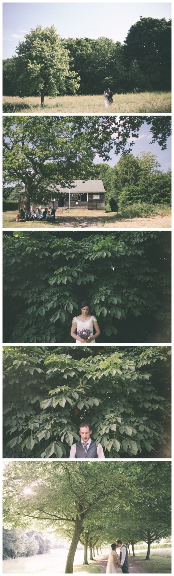 Wedding at Whipsnade Tree Cathedral