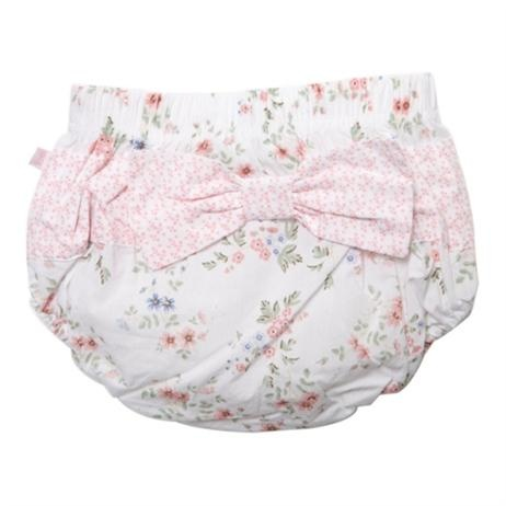Bebe Alicia Bloomer with Bow    Price: $AU 23.95  Stylish, chic and oh so irresistible bloomer by Bebe - perfect for your baby girl this summer!    http://www.littlebooteek.com.au/