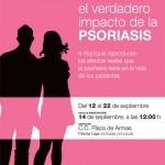 Psoriasis (Centro Comercial Plaza de Armas) - #psoriasis #dermatitis #tabaco #enfermedades #salud #piel #cuidados #skin #health #psoriasicos #sevilla #plazadearmas #centrocomercial #eventos #stands