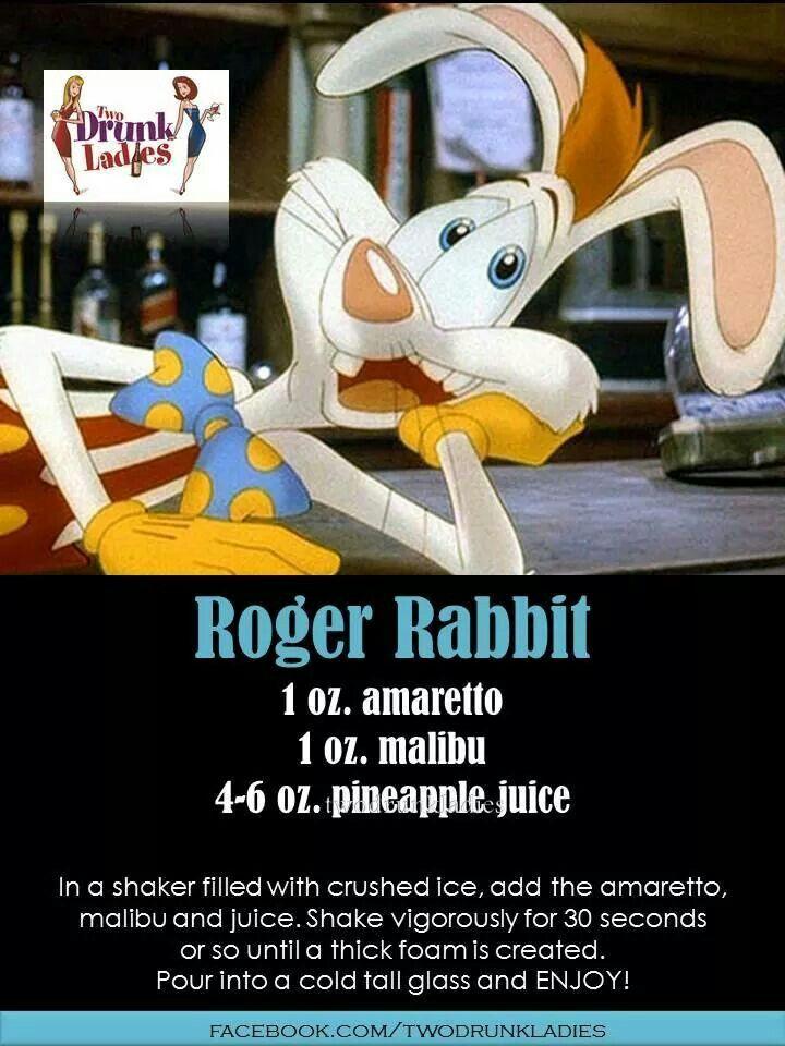 Moderno Que Enmarca Roger Rabbit Las Comadrejas Molde - Ideas de ...