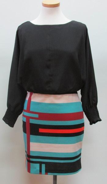 Gulf Stream Dress by Jessica Simpson  shopcocobella.com