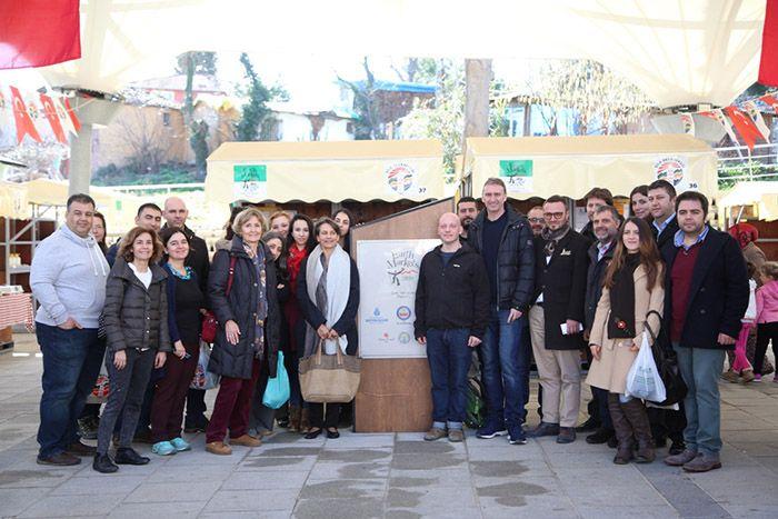 Dünya Slow Food Birliği patronundan övgü: Şile Yeryüzü Pazarı bir harika