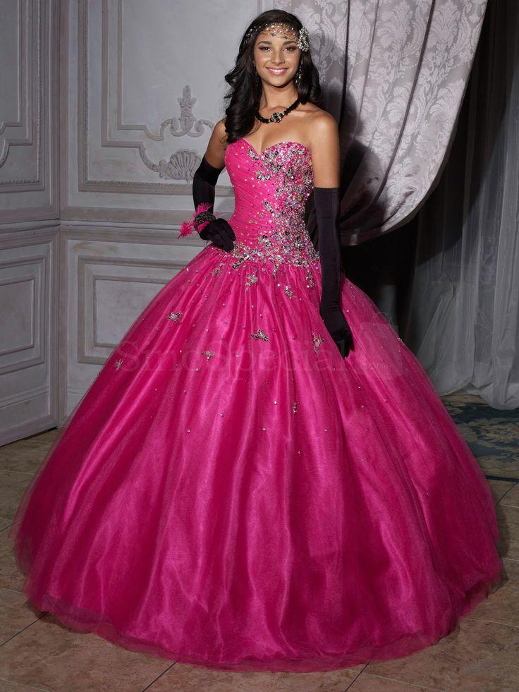 14 mejores imágenes de Quinceanera Dresses en Pinterest ...