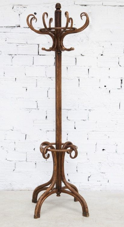 vintage coat stand, always wanted one of these!