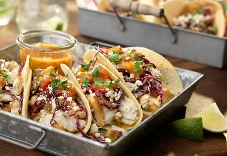 No need to go out to enjoy tasty fish tacos when you can for How do you make fish tacos