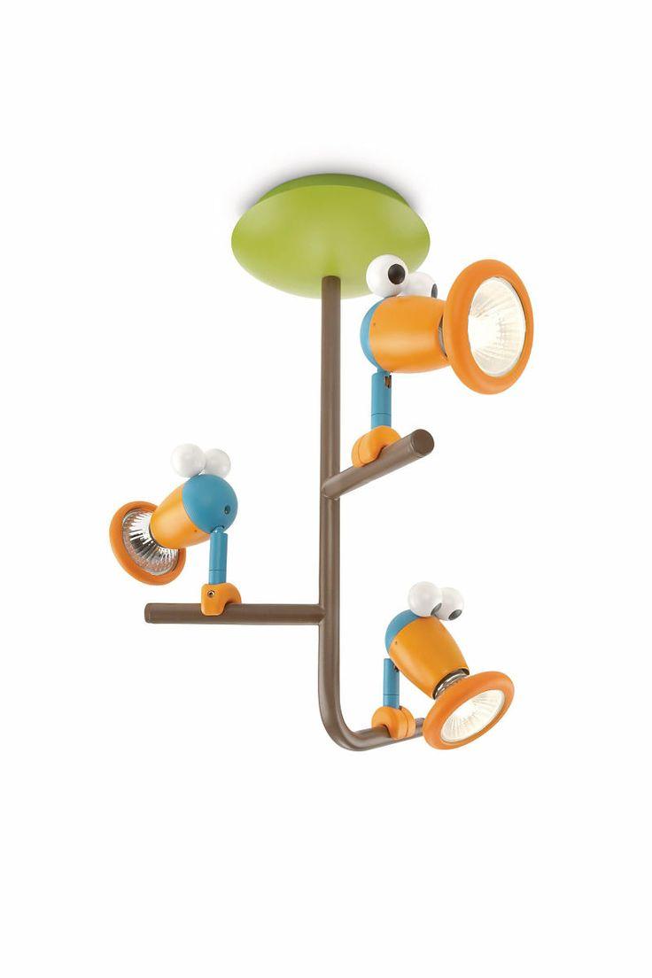 Lampy dostępne w salonach KOMA - pokój dziecka