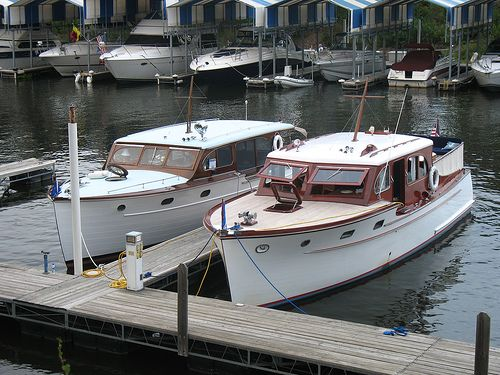 Classic Chris Craft Cabin Cruisers For Sale