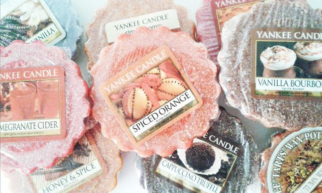#HomeDecor POST BY @katieangelax | 5 THINGS YOU CAN DO WITH @yankeecandleint WAX TARTS | http://katieangela.blogspot.co.uk/2015/09/5-things-you-can-do-with-yankee-candle.html