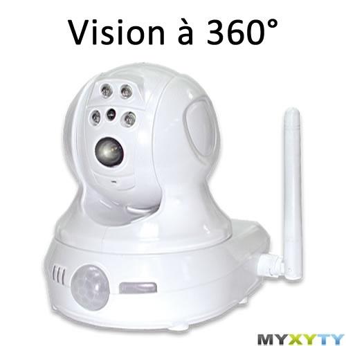 La caméra rotative Myxyty : indispensable pour savoir ce qu'il se passe chez vous : http://www.myxyty.com/produit/camera-wifi-rotative-ip-ethernet-sans-fil-surveillance
