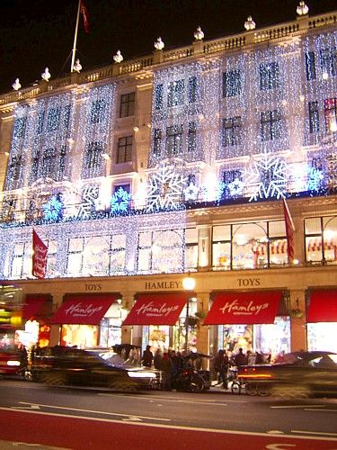 London, the city where I was born and spent so many days playing inside Hamleys - all those magical toys! I returned  much later at the beggining of my career and I still go back today. London is professional, London is style and London is the symbol of a very creative UK!