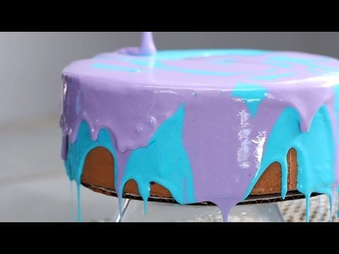 Mirror Cake As Made By Duff Goldman