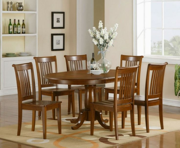 Resultado De Imagen Para Sillas De Comedor De Madera Solid Wood Dining Chairs Dining Room Table Set Dining Room Table