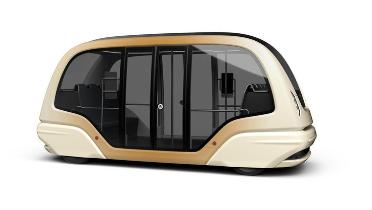 Driverless pods will run on Singapore's roads by end of the year