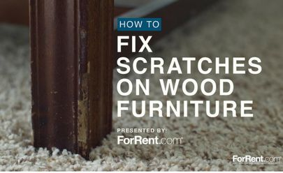 Scratches on your wood floor or furniture can turn a beautiful look into an ugly sight. Wood scratch repair is not far away, though.