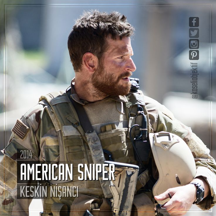 Film Önerisi : American Sniper (Keskin Nişancı), 2014. #koseliobjektif #instagram #facebook #twitter #youtube #pinterest #film #sinema #fragman #movie #cinema #trailer #films #movies #trailers #imdb #thesocialnetwork
