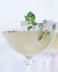 Pear-Cilantro Margarita Recipe on Food & Wine