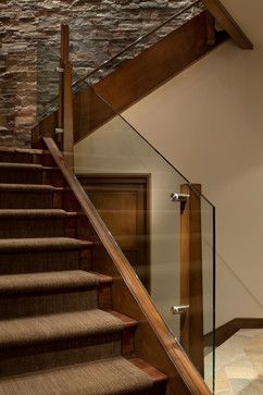 Psaki Residence - contemporary - staircase - denver - Manchester Architects, Inc.